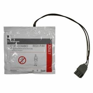 Adult Quik-Combo Electrode Pads | Defibrillators | First-Aid | Aquamentor