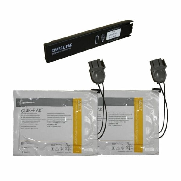 Quik-Pak Electrodes with ChargePak Charger | Defibrillators | Aquamentor