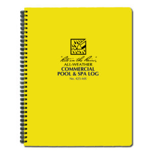 Commercial Pool & Spa Logbook | Pool Logbooks | Aquamentor