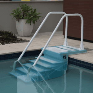 ADA Easy Stair® | Pool Stairs | ADA Equipment | Aquamentor