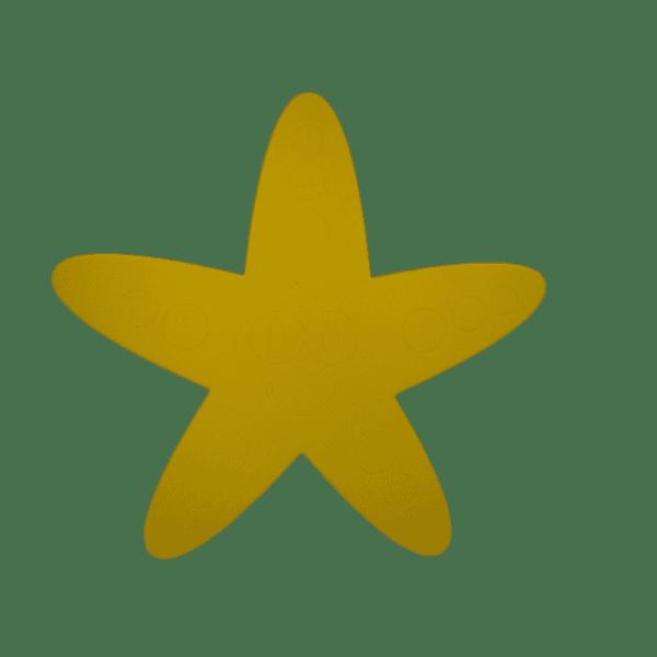 "Chuck the Starfish 16"" Foam Mat | Foam Mats & Swim Aids | Aquamentor"