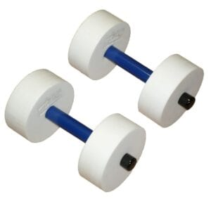 Water Dumbbells | Aquatic Exercise | Recreational | Aquamentor