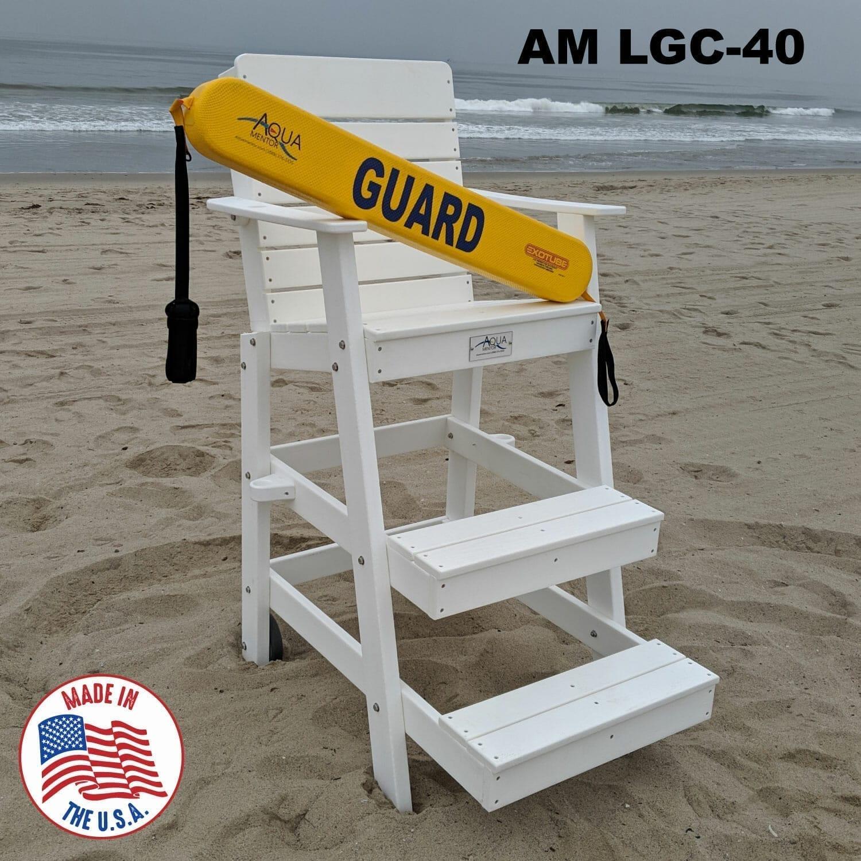 "Lifeguard Chair 40"" | Lifeguard Chairs | Lifeguard | Aquamentor"
