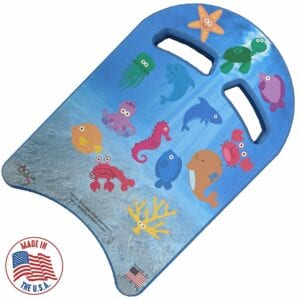 Sea Creatures Youth Kickboard | Swimming Products | Aquamentor